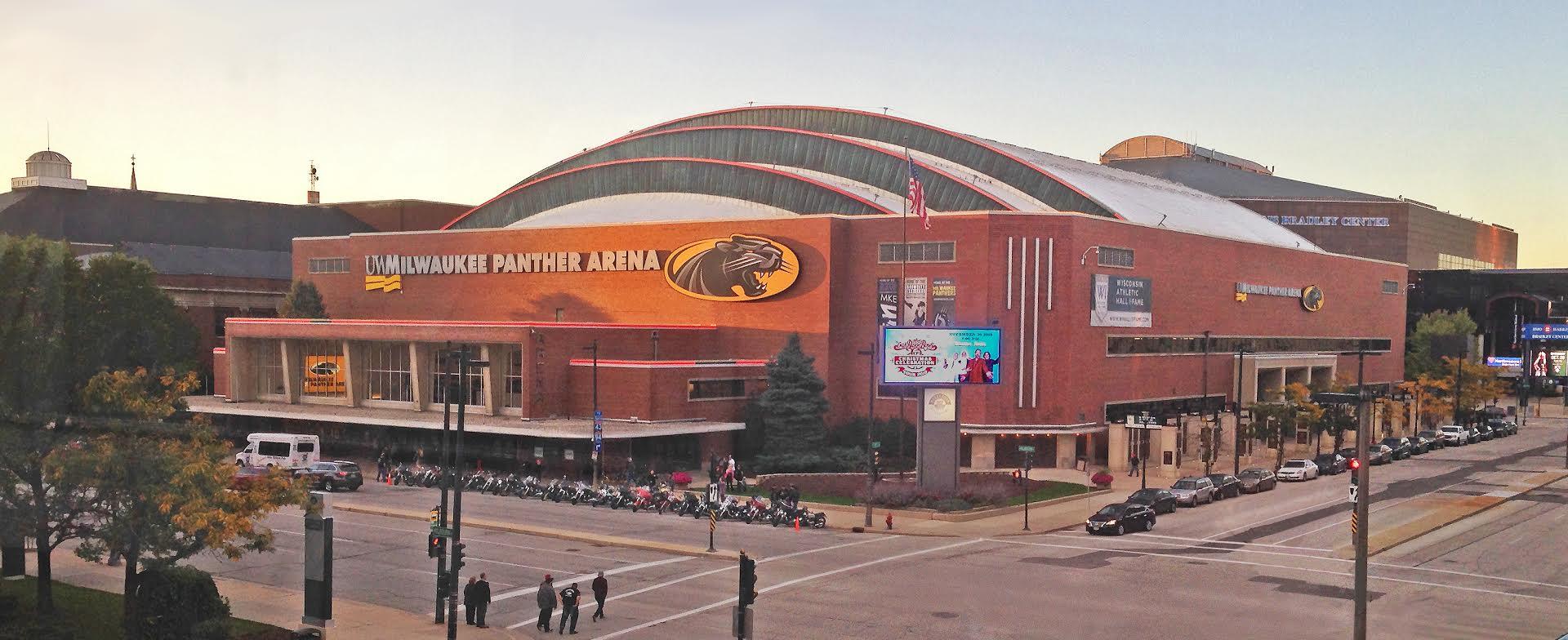 UWM-Panther Arena