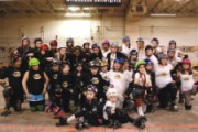 Watch the Kids Play Roller Derby!
