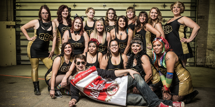 Does Joining Roller Derby Make You Gay?