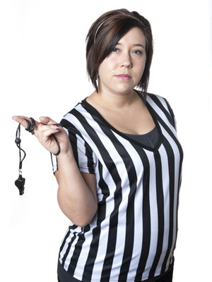 Meet the Officials – Kelly Killpowski