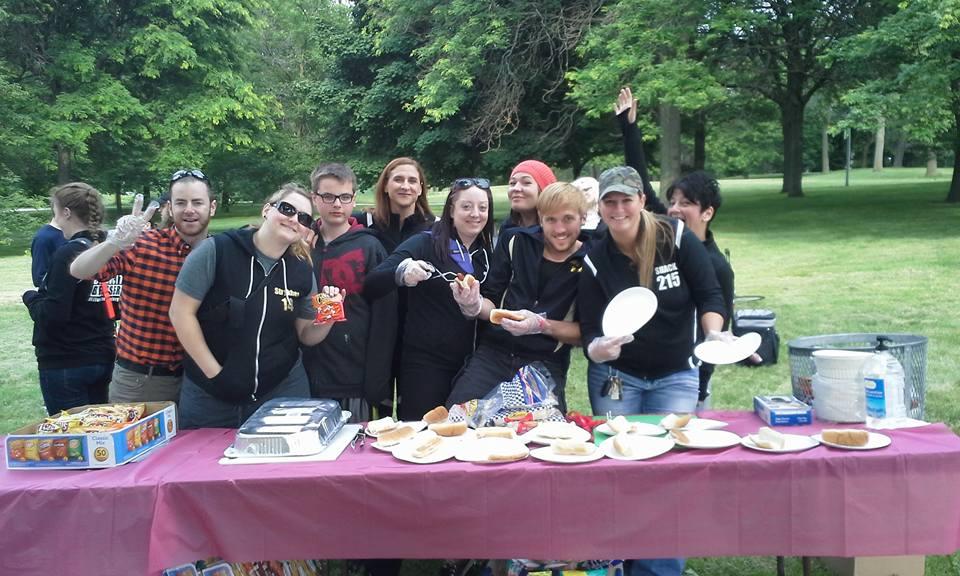 Community Service/Team Give – Brewcity Bruisers