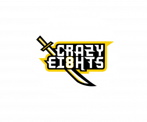 Crazy Eights logo