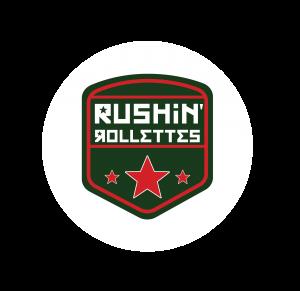 Rushin' Rollettes logo