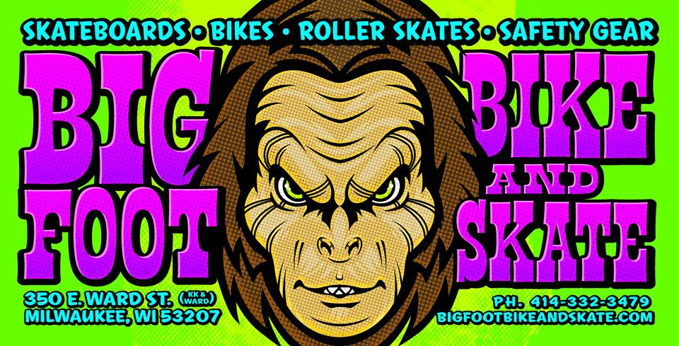 Bigfoot Bike and Skate